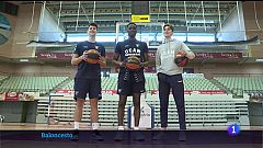 Triple debut prometedor en el UCAM Murcia