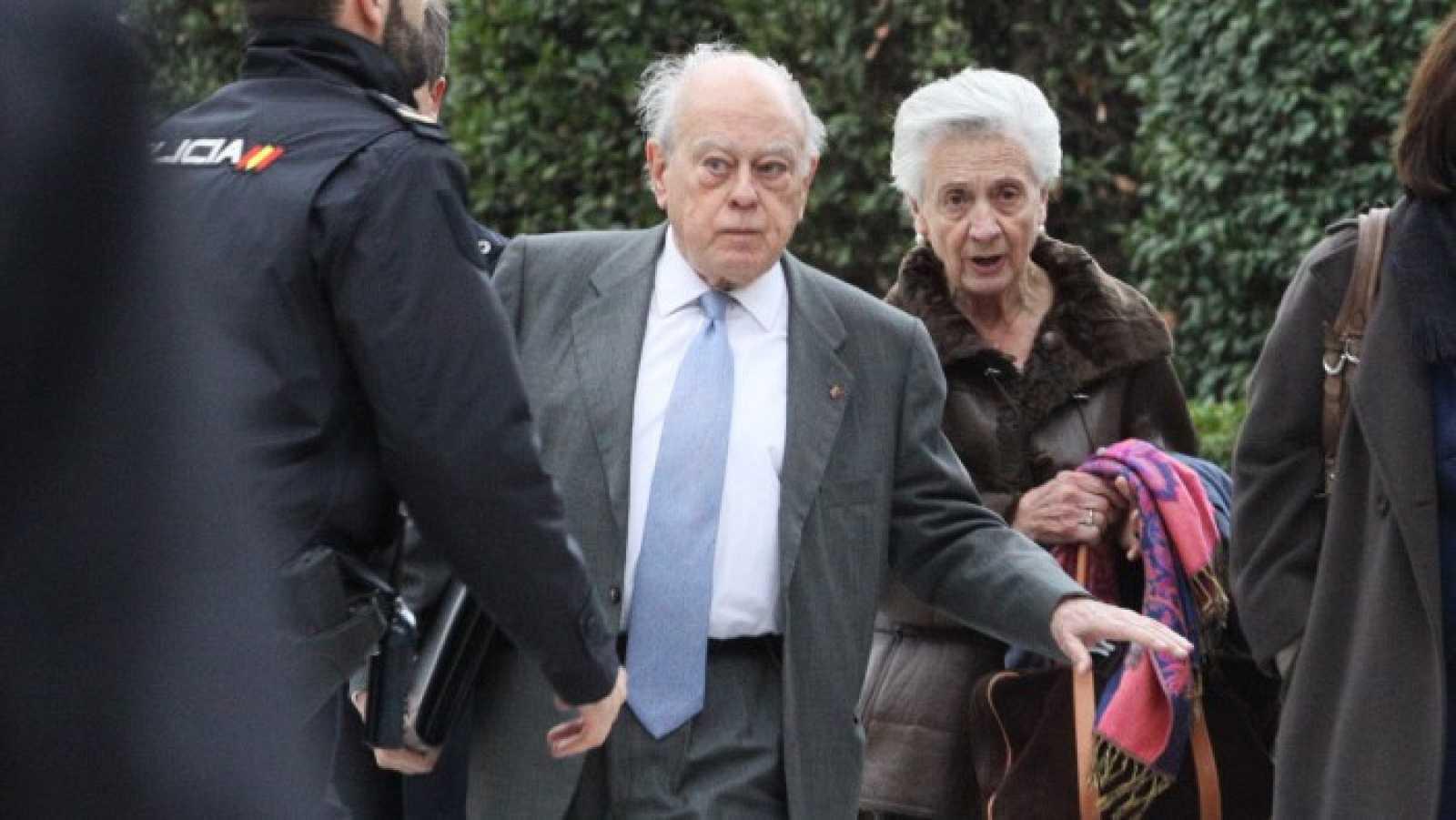 La familia Pujol Ferrusola al completo irá a juicio acusados de varios delitos
