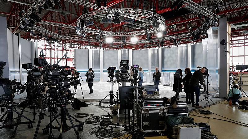 Los candidatos a la presidencia de la Comunidad de Madrid se enfrentarán en el primer debate