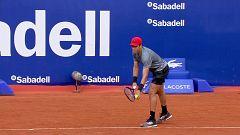 Tenis - ATP 500 Trofeo Conde de Godó. 2º partido:  J. Munar - S. Tsitsipás