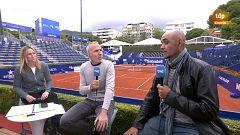 Programa Tenis Trofeo Conde de Godó - 21/04/21