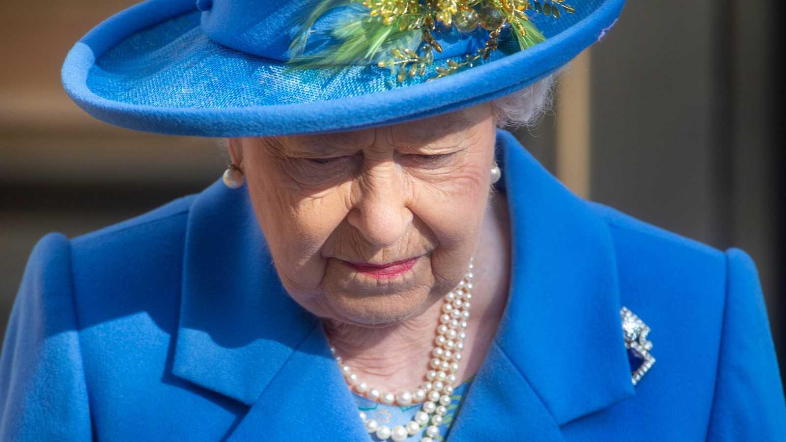 La reina Isabel II cumple 95 años en medio del luto por su marido