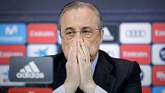 La Superliga de fútbol se desmorona 48 horas después de nacer