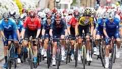 Ciclismo - Flecha Valona 2021. Carrera masculina