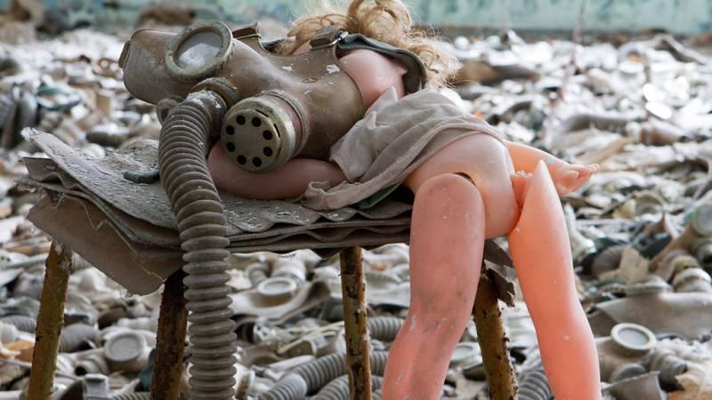Documentos TV - Explorando Chernóbil - Ver ahora