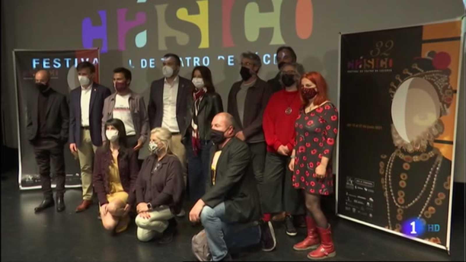 Festival de Teatro clásico de Cáceres - 21/04/2021