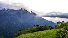 Posibilidad de chubascos localmente fuertes en el sistema Ibérico oriental y Prepirineo