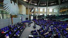 El proceso de aprobación del fondo de recuperación europeo contra el coronavirus continua en Alemania