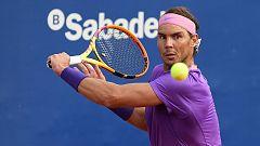 Tenis - ATP 500 Trofeo Conde de Godó. 3º partido: R. Nadal - I. Ivashka