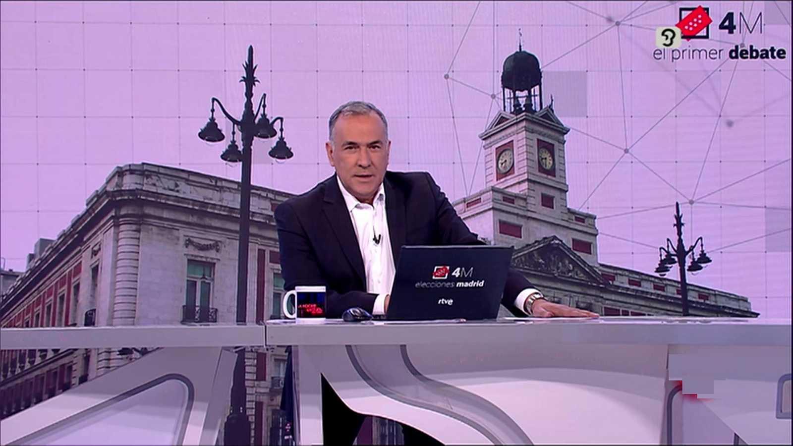 Especial informativo - El primer debate  - ver ahora