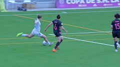 Fútbol - Copa de la Reina 2021. 1/4 Final: Madrid CFF - Real Madrid femenino