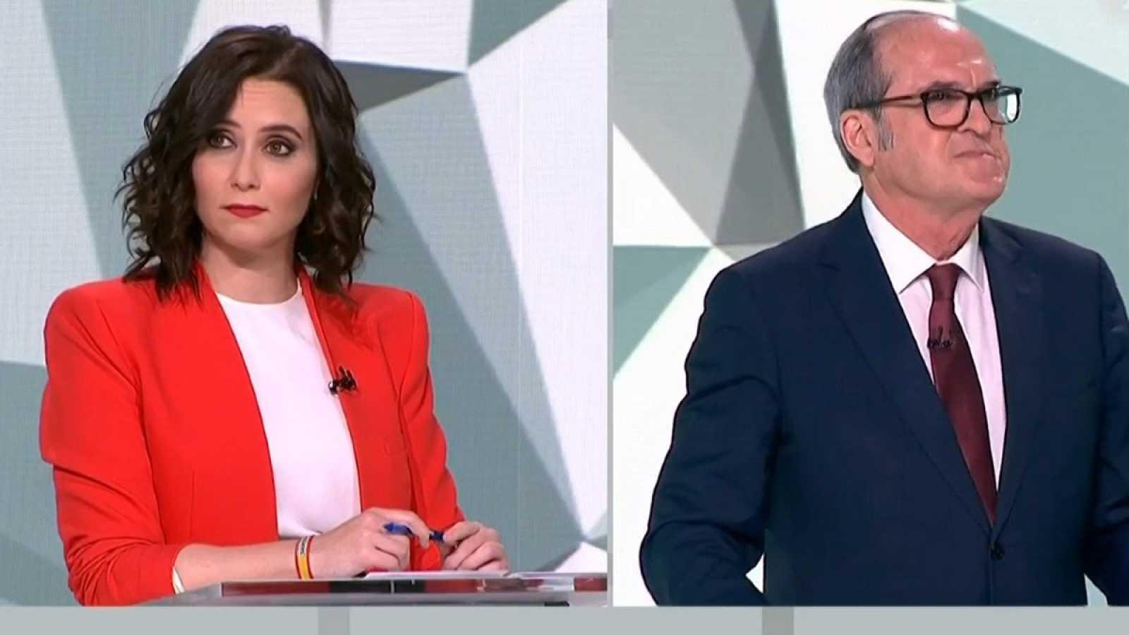 """Ayuso (PP) acusa a Gabilondo (PSOE) de usar a las víctimas del coronavirus: """"Si de mi depende, jamás será Defensor del Pueblo"""""""