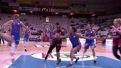 Baloncesto - Liga femenina Endesa. Play off Semifinal ida: Spar Girona - Valencia Basket