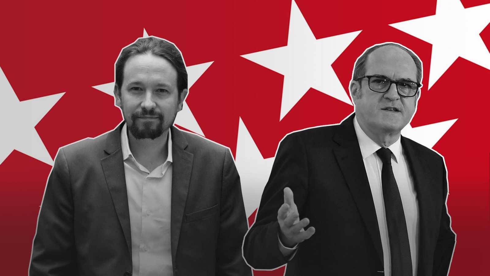 """Gabilondo tiende la mano a Iglesias: """"Pablo, tenemos 12 días para ganar las elecciones"""""""