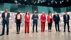 Especial informativo - Debate elecciones Madrid 4M