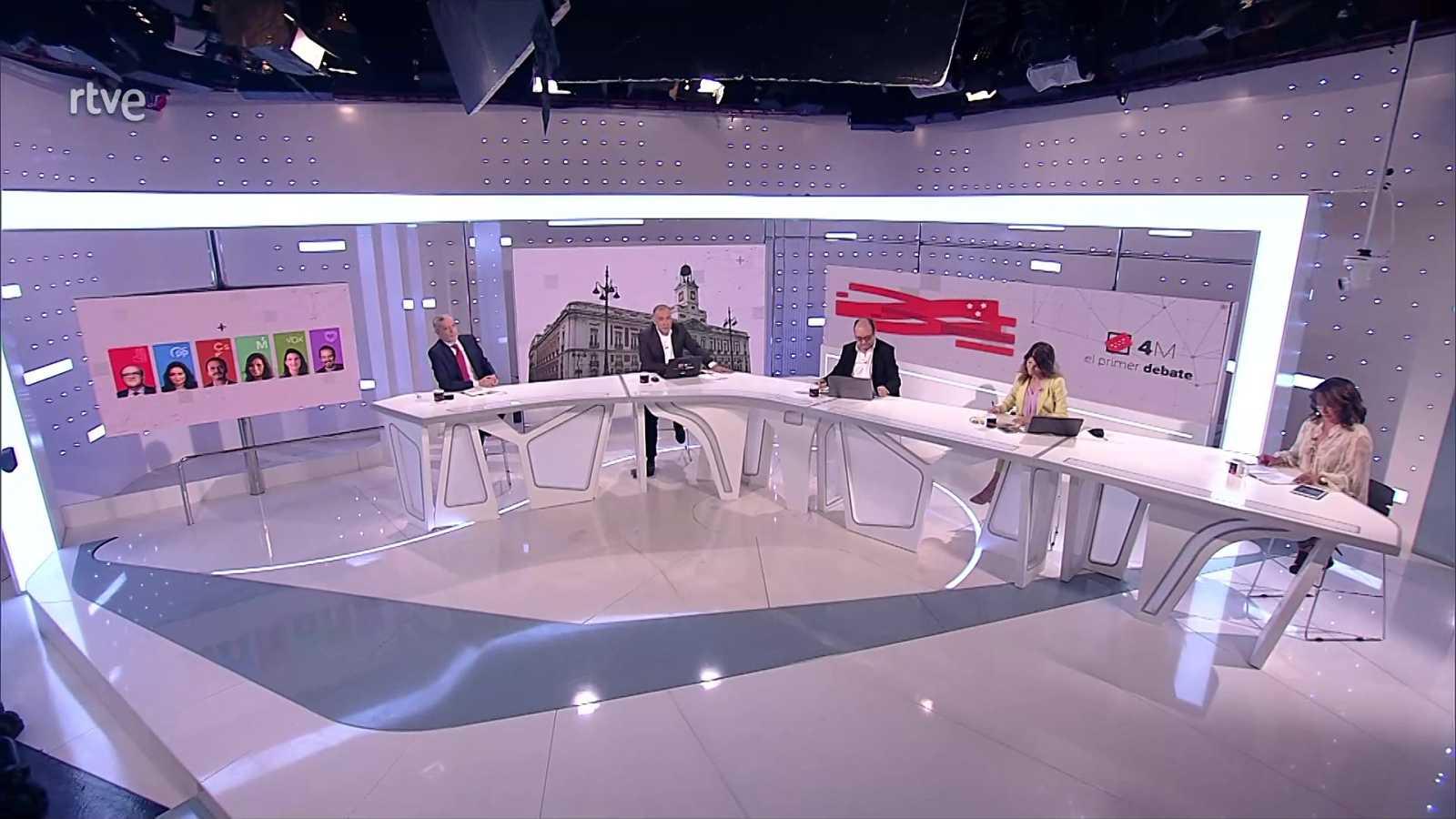 Especial informativo - Post debate elecciones Madrid 4M - ver ahora