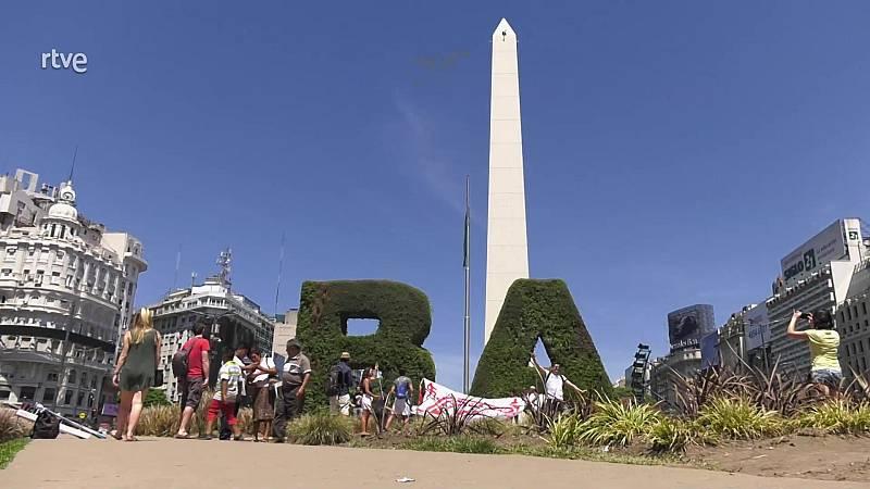 Españoles en el mundo - El Gran Buenos Aires - ver ahora