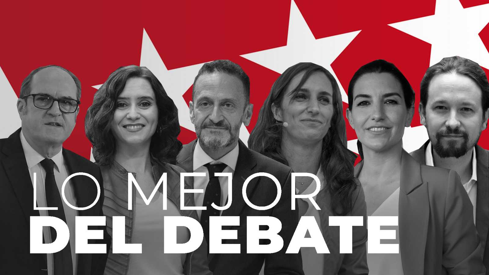 Los muertos, la 'propaganda filonazi' y los 'mantenidos': los momentos más tensos del primer debate del 4M