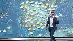 La Aemet prevé chubascos y tormentas fuertes en Valencia, La Mancha, Murcia y Andalucía