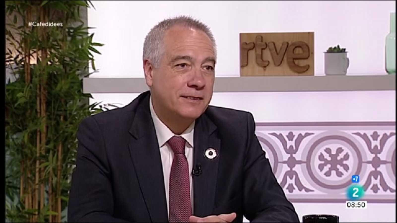 Pere Navarro descarta la fàbrica de bateries a la Zona Franca