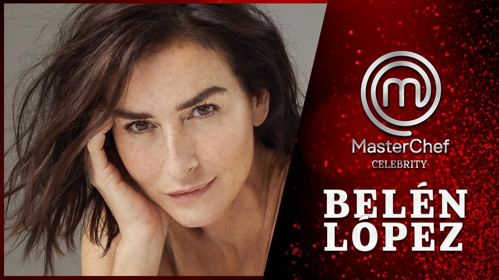 Belén López estará en Masterchef Celebrity