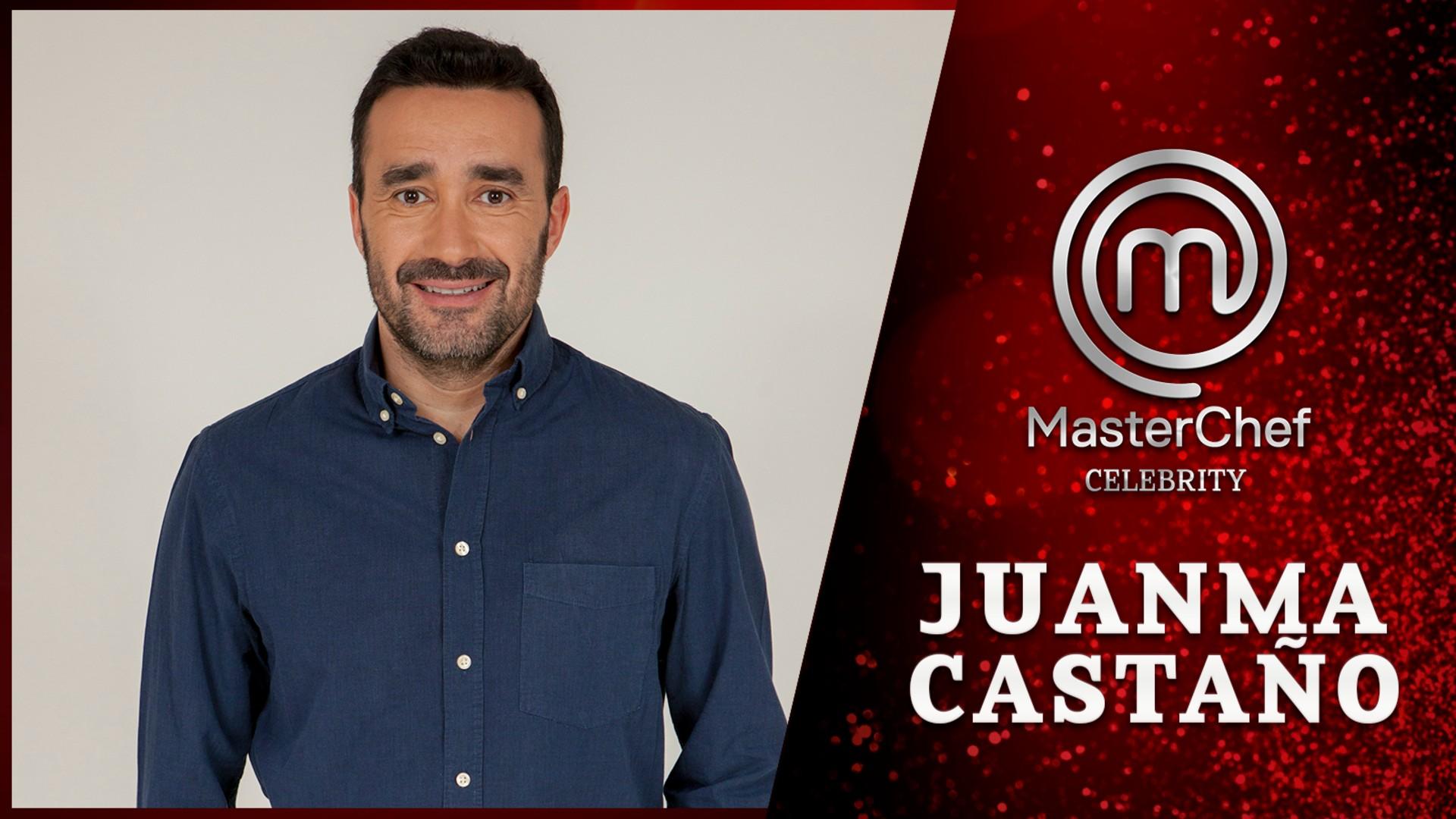 Juanma Castaño, de los campos de fútbol a las cocinas de Masterchef