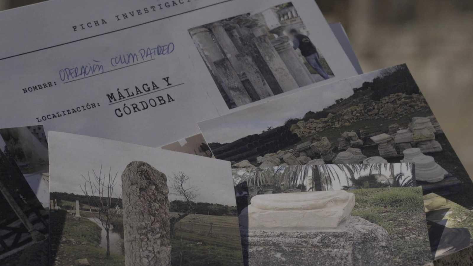 Guardianes del Patrimonio - Operación Colum-Patred - ver ahora