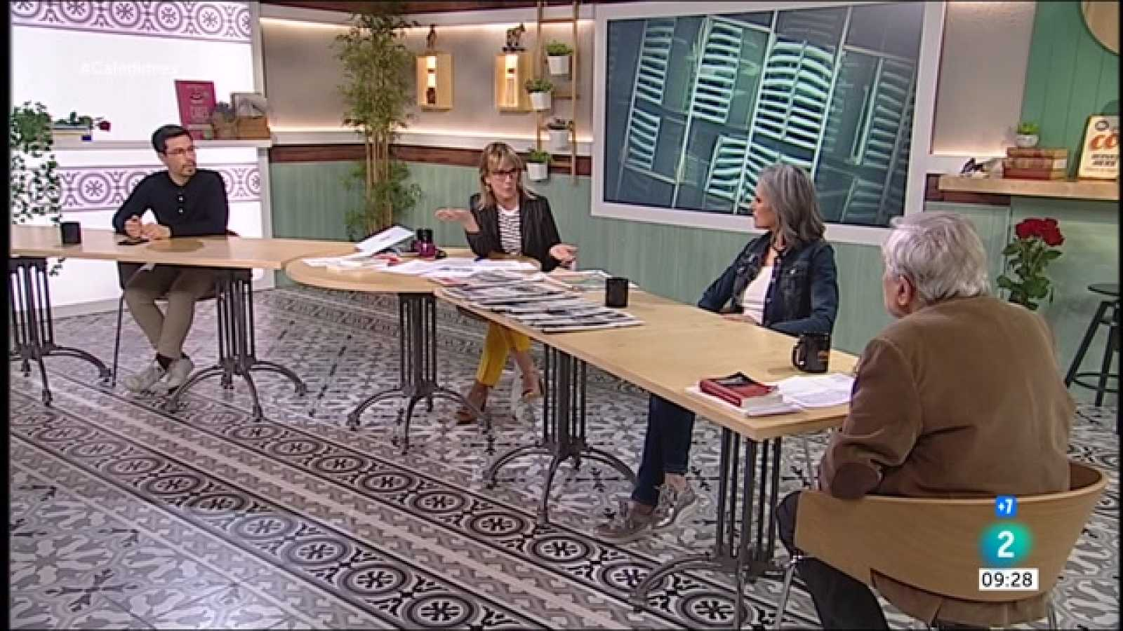 Pere Navarro, Carlos Jiménez Villarejo i Oscar Tusquets