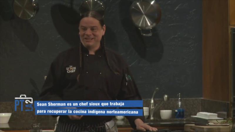 The Sioux Chef. Recuperar la cocina indígena en EEUU