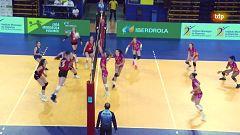 Voleibol - Liga Ibedrola. Resumen Play off