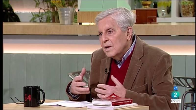 """Carlos Jiménez Villarejo: """"Els tribunals tendeixen a sotmetre's als poderosos"""""""