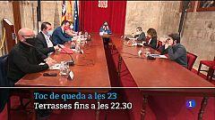 Informatiu Balear en 2' - 22/04/21