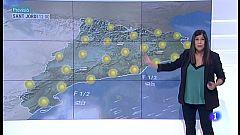 El Temps - Dijous de núvols i fresca. Sant Jordi, de sol i caloreta