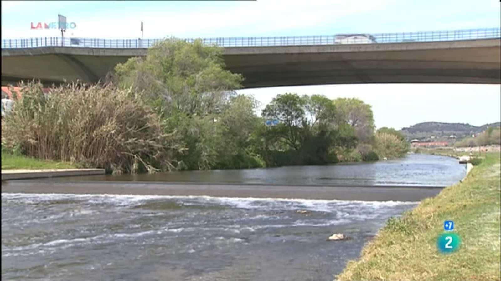 Expliquem els plans per naturalitzar el riu Besòs i fer-hi refugis de biodiversitat, parlem amb els veïns de Sant Feliu de Llobregat, que volen salvar l'estacio i  exposem la iniciativa de micromecenatge cultural L'Aixeta.