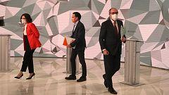 La encuesta del CIS y el giro de Gabilondo marcan la campaña madrileña