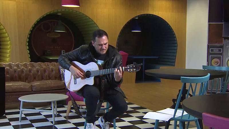 El cantautor Ismael Serrano publica 'Seremos', su nuevo disco