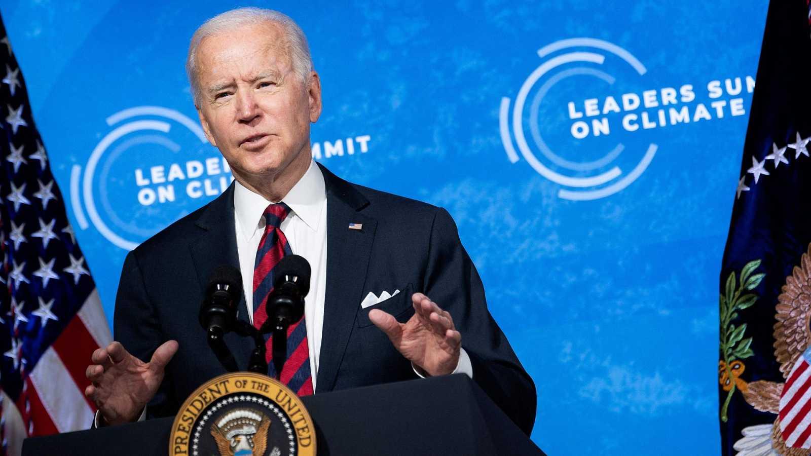 """Biden en la Cumbre del Clima: """"Esta década es decisiva"""""""