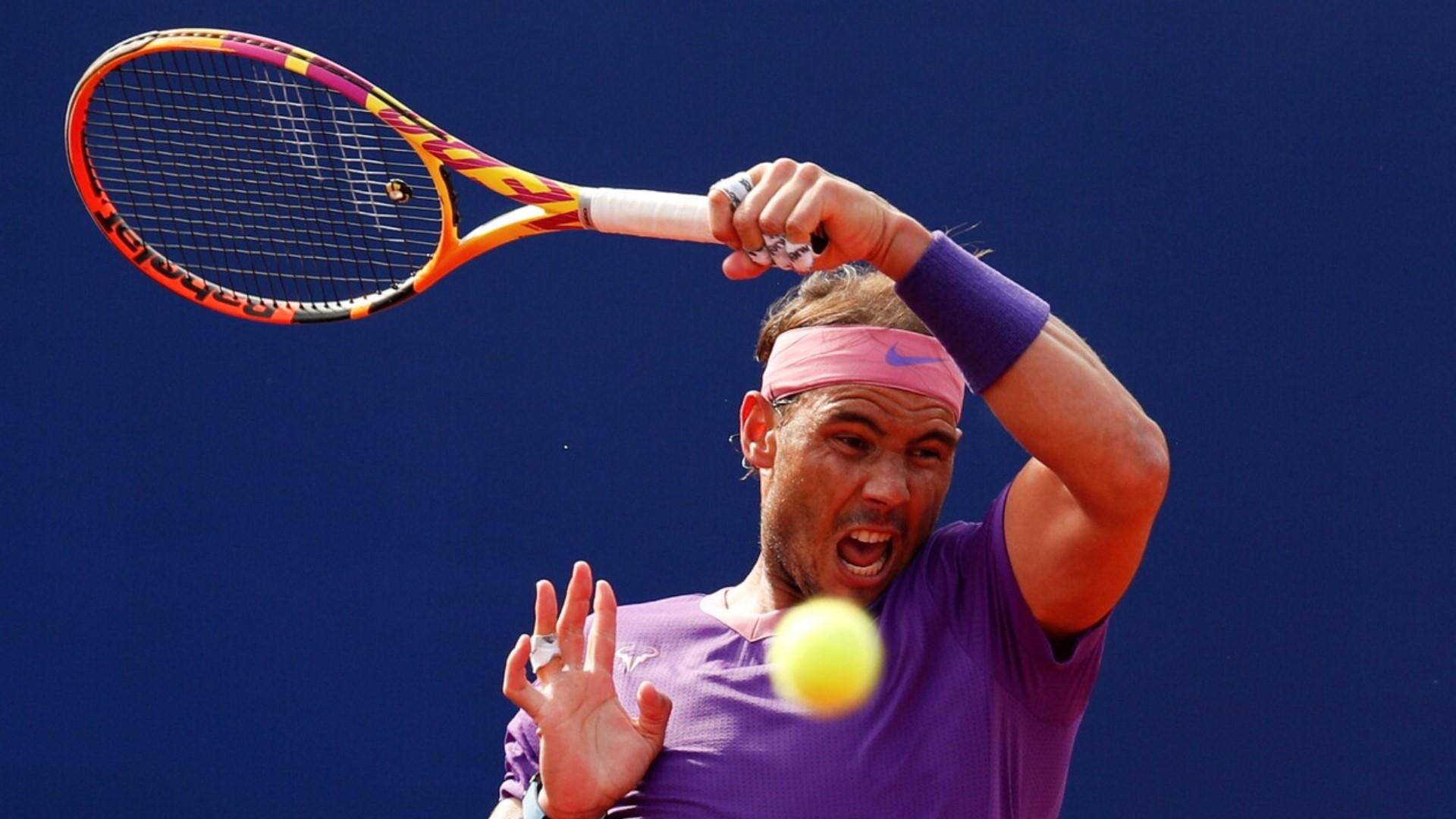 Tenis - ATP 500 Trofeo Conde de Godó. 3º partido: R. Nadal - K. Nishikori