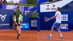 Tenis - ATP 500 Trofeo Conde de Godó. 4º partido: B. Zapata Miralles - P. Carreño Busta