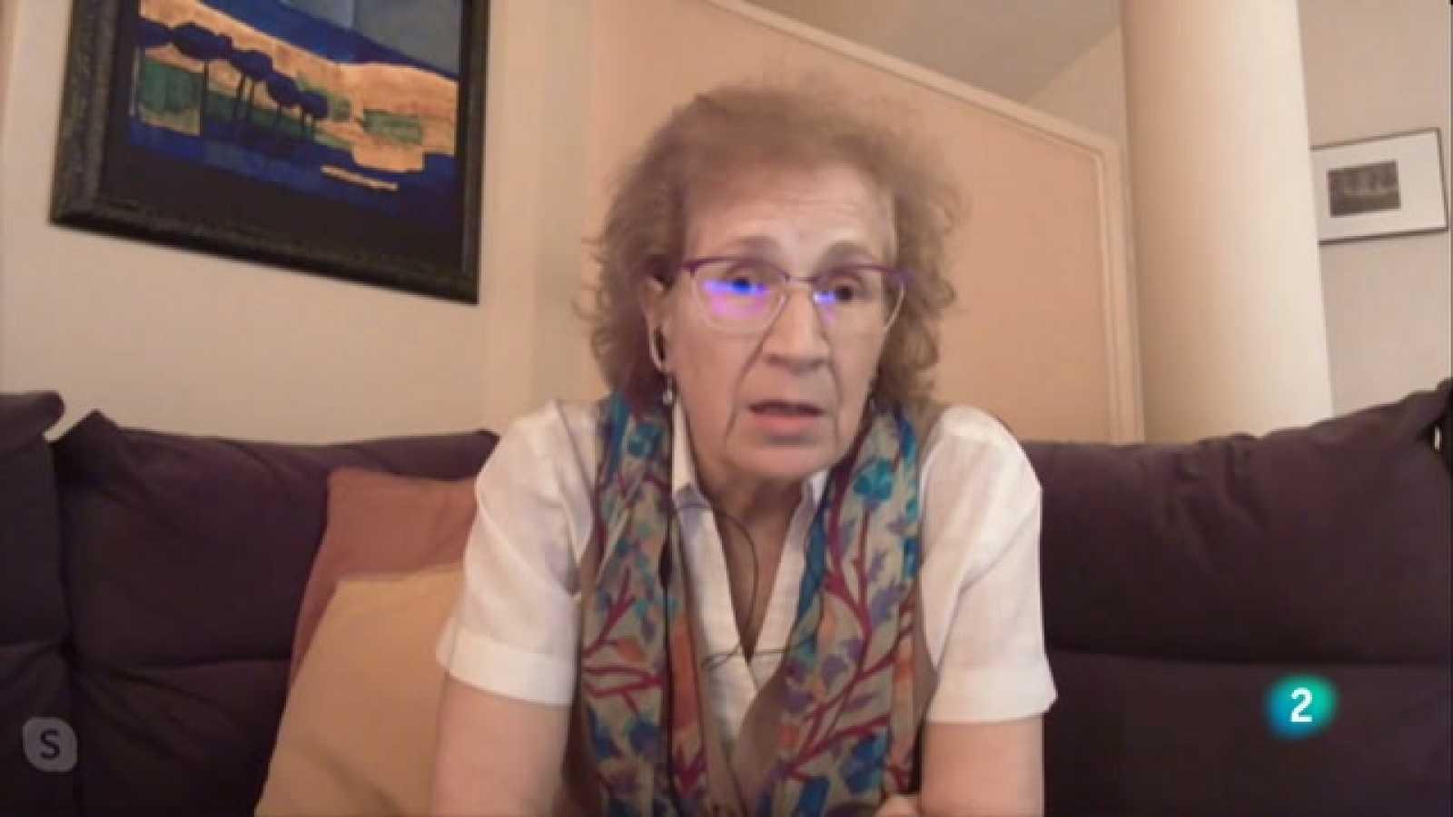 """Margarita del Val: """"No sóc partidària de combinar dues vacunes diferents"""""""