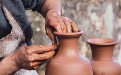 Aquí la Tierra - La tradición de la alfarería se mantiene viva hasta nuestros días