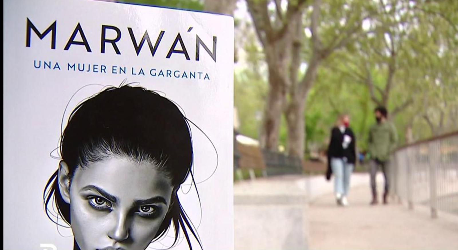 Marwan regresa a la poesía con 'Una mujer en la garganta'