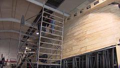 """Un barco de 27x6 metros para rodar """"Sin límites"""", serie de RTVE y Amazon"""
