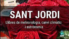 Cafè d'Idees - Libres de meteorologia i astronomia per Sant Jordi
