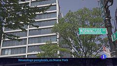 Neumólogo navarro en Nueva York