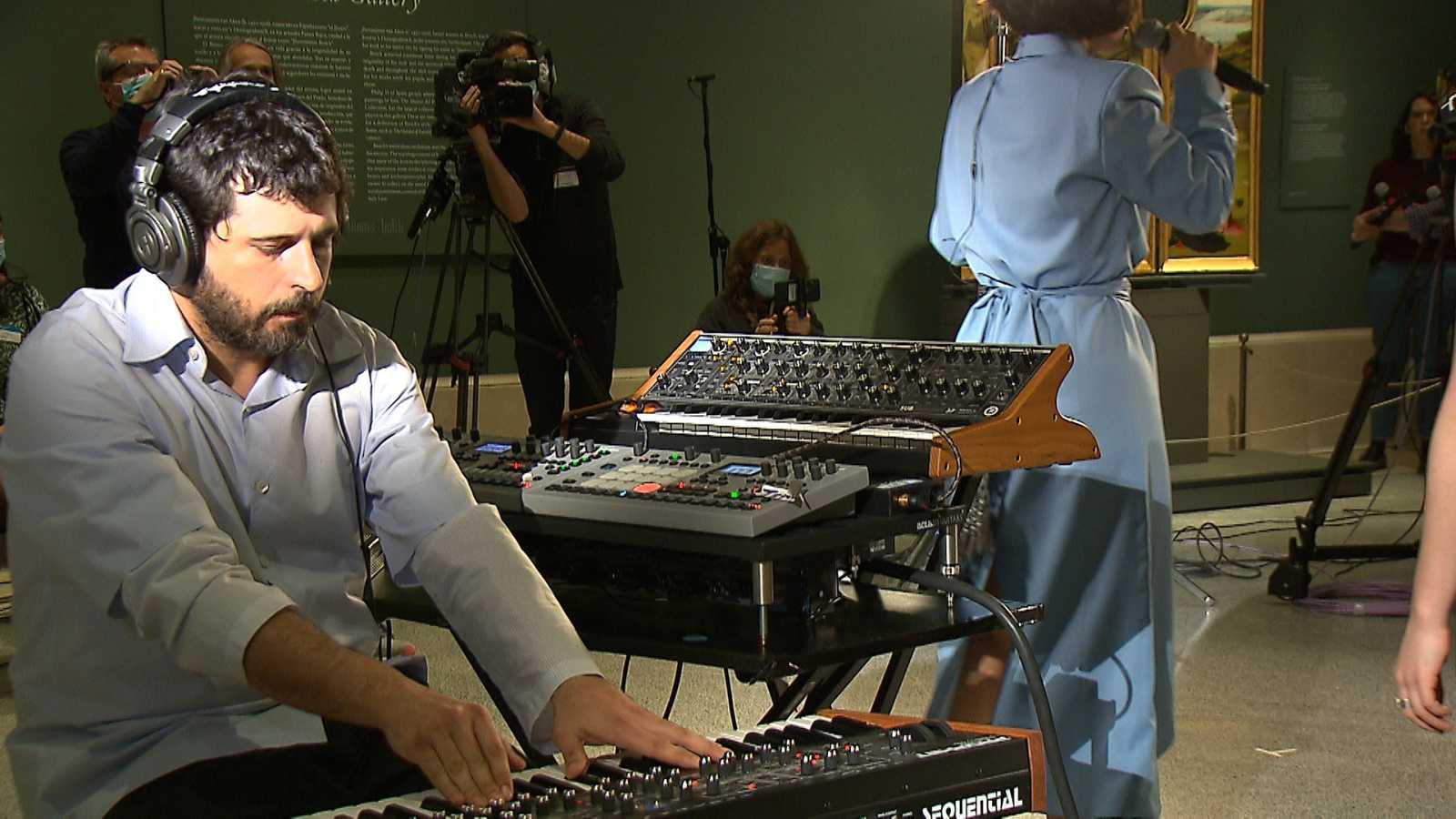 Maria Arnal i Marcel Bagés - Jaque (Dolby Atmos)