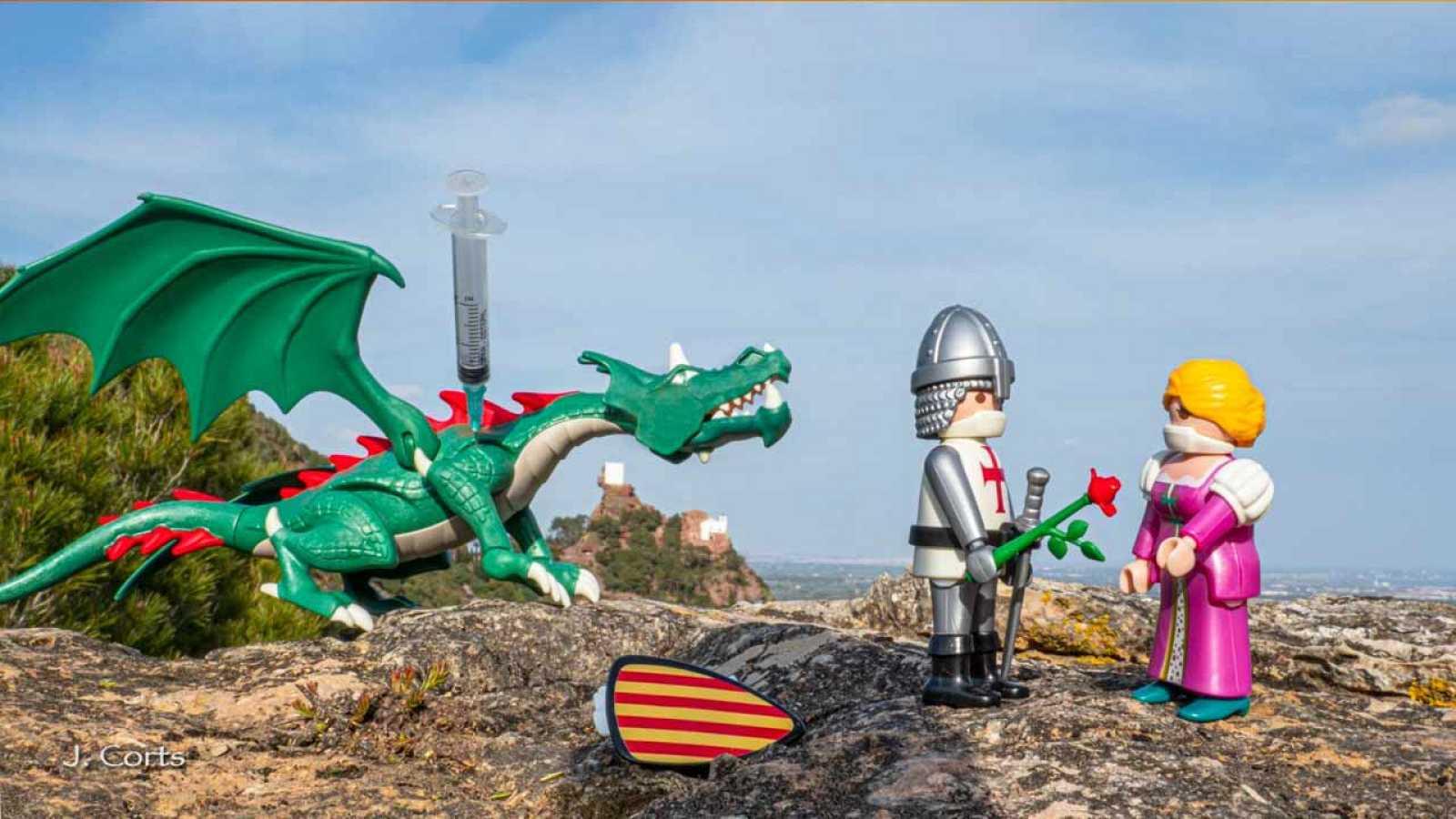 El Temps (23/04/2021) - Sant Jordi i cap de setmana primaverals
