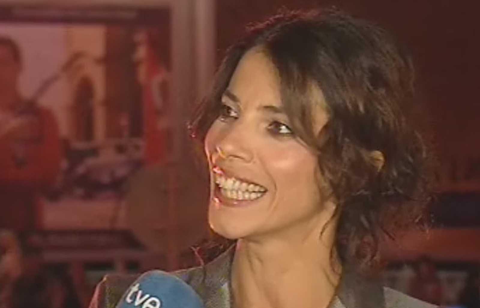 TVE entrevista a Maribel Verdú, que ha obtenido el Premio Nacional de Cinematografía.