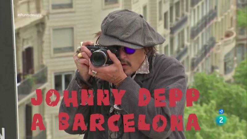 Johnny Depp i Maika Makovski