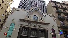 España Directo - El Paralelo de Barcelona se transforma de 'Moulin Rouge' a referente de la cultura